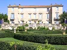 Photo of the Chateau du Flaugergues
