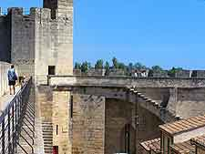 Aigues-Mortes view