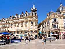 Image of the Place de la Comedie