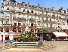 Place de la Comedie picture
