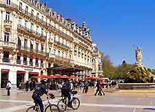 Further image of the Place de la Comedie