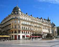 Photo of the Place de Comedie