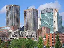 Picture of downtown Montreal