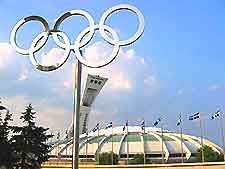 Photo showing Montreal Olympic Park