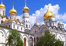 Picture of the Annunciation Cathedral at the Kremlin
