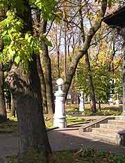 Image of the Hermitage Gardens (Ermitazhnyi Sad)