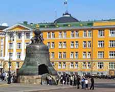 Image of the Tsar Bell, the largest in the world