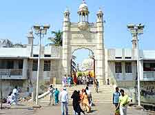 Further picture of the Haji Ali Dargah (Haji Ali Mosque)