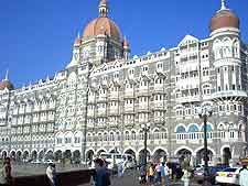 Photo of famous Taj Mahal Palace