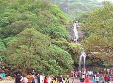 View of Malshej Ghat