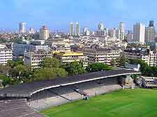 Picture of the Brabourne Cricket Stadium