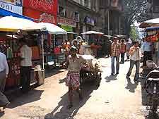 Photo of street scene