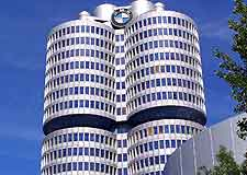 Picture of the BMW Museum