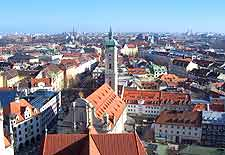 Photo of Munich city