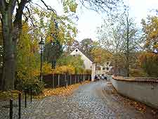 Photo of Dachau in the autumn
