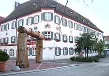 Picture of the Erding Town Hall