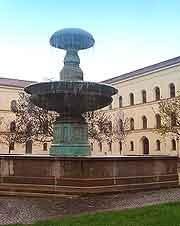 Photo of the Ludwig Maximilians University of Munich