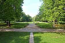 View of Luitpold Park (Luitpoldpark)