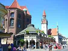 Picture of Munich city centre