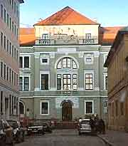 Image showing the Paleontology Museum (Paläontologisches Museum)