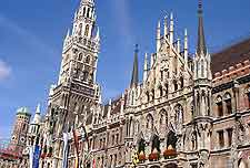Picture of the New Town Hall (Neues Rathaus)