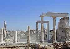 Mykonos Attractions Nearby Mykonos Cyclades Greece