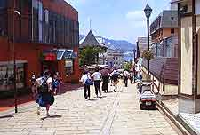 Picture of Nagasaki city centre