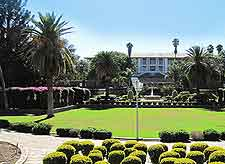 Picture of the Windhoek landscaped Parliament Gardens