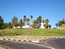 Roads in Windhoek