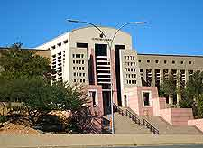 Image of the Windhoek Supreme Court building