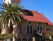 Tsumeb church photo