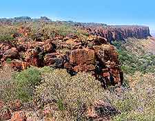Waterberg Plateau Park scenic photo