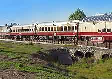 Image showing the ever-popular Wine Train