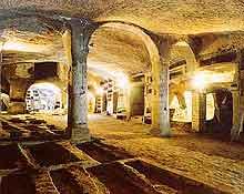 Naples Catacombe di San Gennaro (nearby)