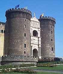 Naples Castel Nuovo Museo Civico