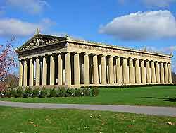 Parthenon, Centennial Park, Nashville, TN