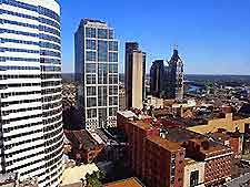 Image showing a view of Nashville