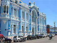 Photo of the Palacio Felipe Camarao, taken by Patrick Br