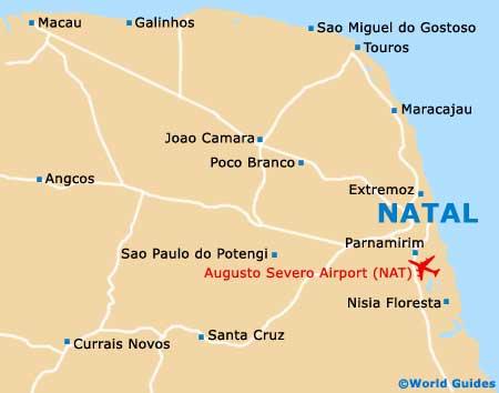 Small Natal Map