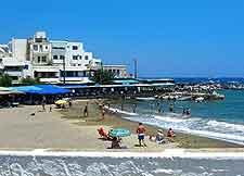 Photograph of Apollonas Beach