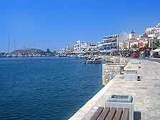 Waterfromt image of Naxos