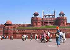 Photo of the Red Fort (Lal Qila)