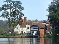 View of Beaulieu