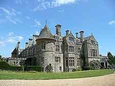 Further view of Beaulieu's Palace House