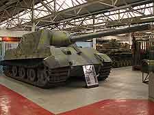 Bovington Tank Museum photograph
