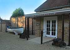 Image of the Bucklers Hard Maritime Museum