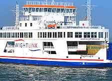 Picture of Wightlink ferry boat
