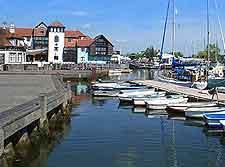 Photo of Lymington marina