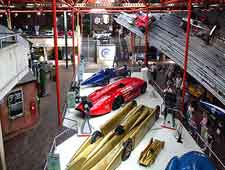 Picture taken at the Beaulieu National Motor Museum