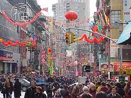 New York Markets